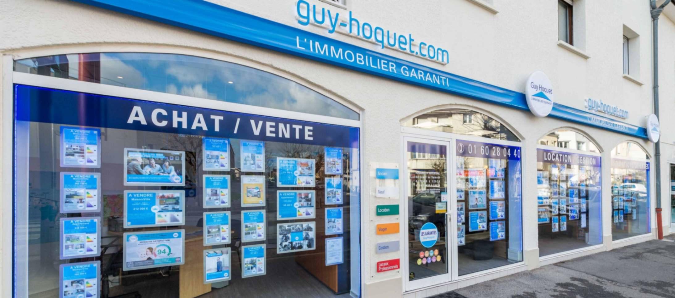 Agence Guy Hoquet PONTAULT-COMBAULT